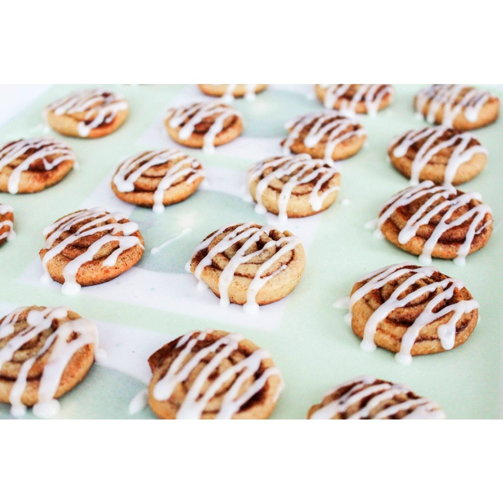 Cinna-mini Roll Cookies